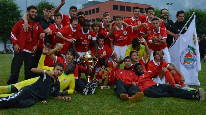 Sieg für Benfica Lissabon!