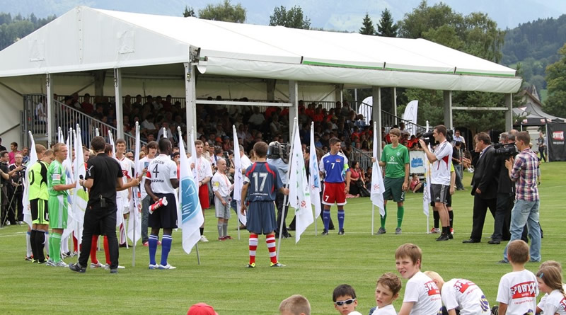 10. Jubiläum vom International Swiss U16 Cup – Spitzenfussball & Inklusion